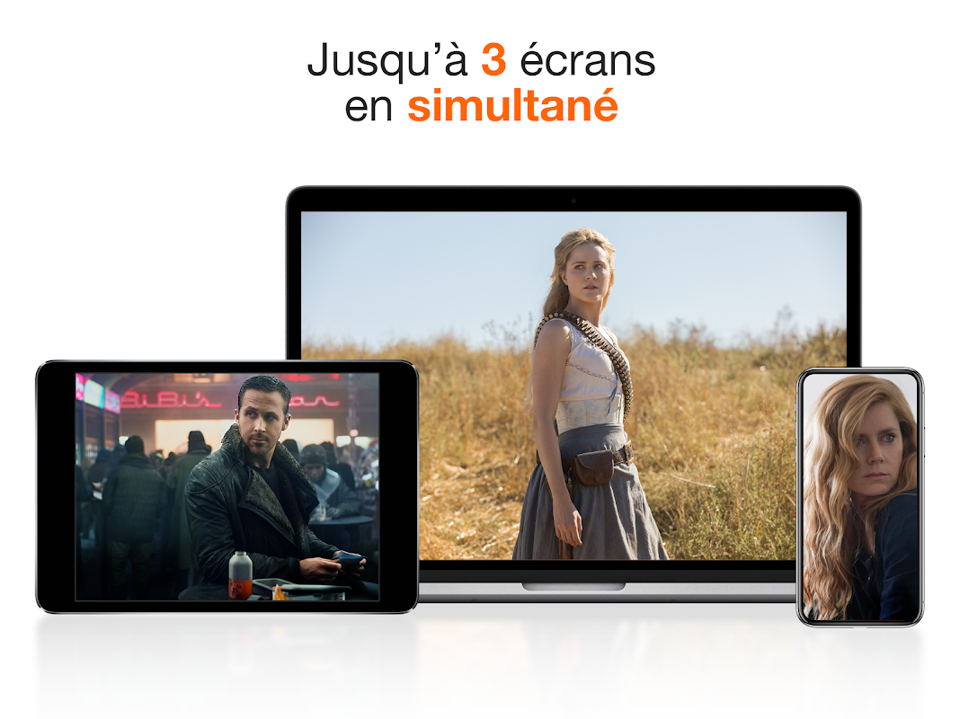 OCS - 100% cinéma séries (Android TV) 2.0.1 Screen 8
