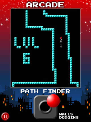 Android Path Finder Screen 4