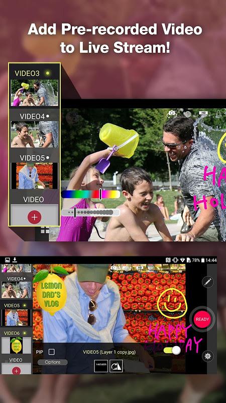 CameraFi Live 1.9.33.0928 Screen 8