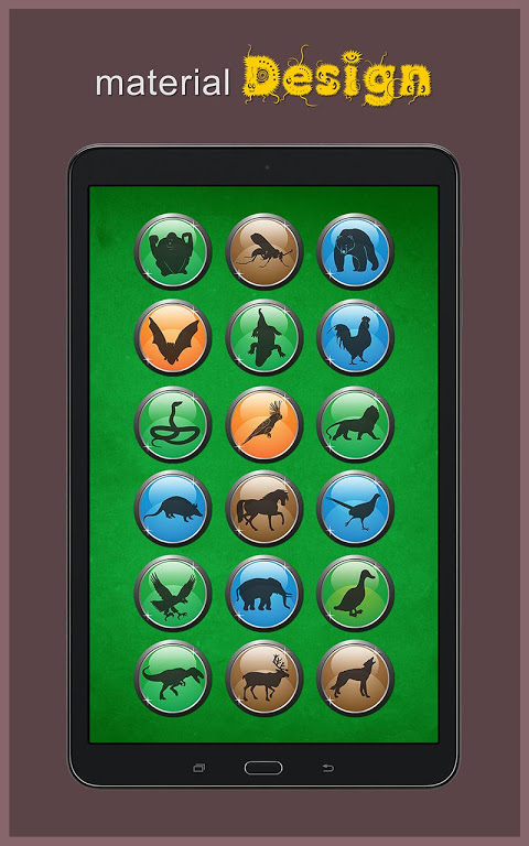 Android Animals ringtones Screen 17