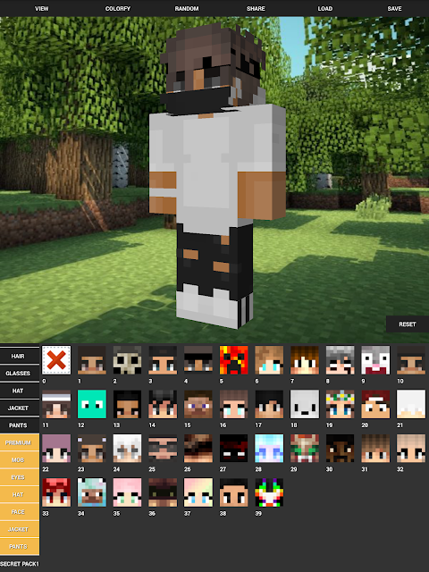 Custom Skin Creator For Minecraft 5.6 Screen 8