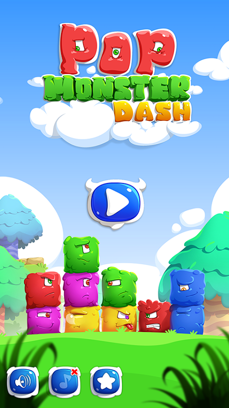 Android Pop Monster Dash Screen 18