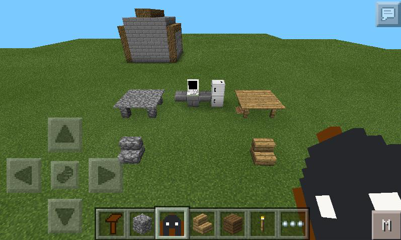 Android Mods for Minecraft PE Screen 1