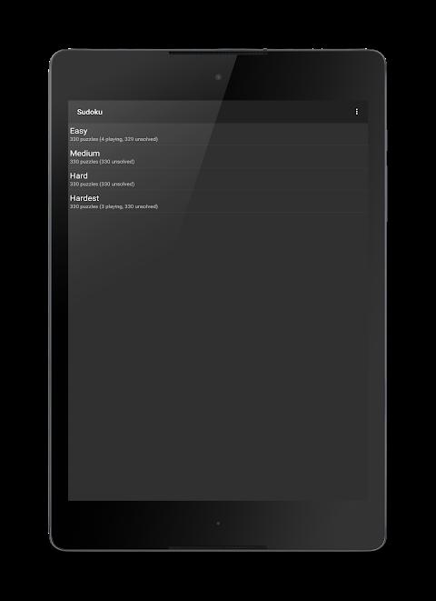 Sudoku 1.8.0 Screen 6