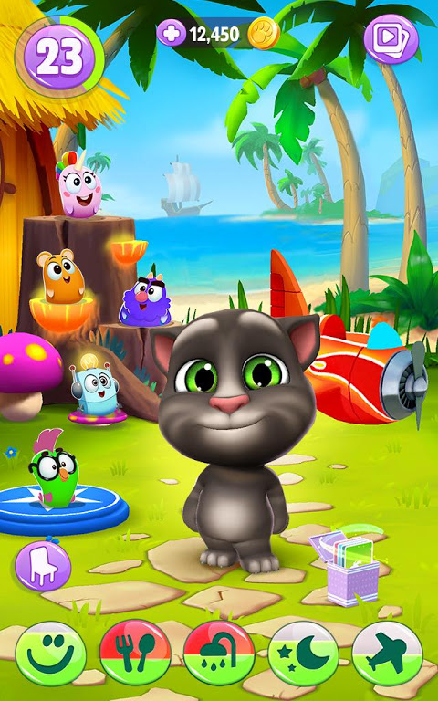 My Talking Tom 2 1.0.1337.1843 Screen 11