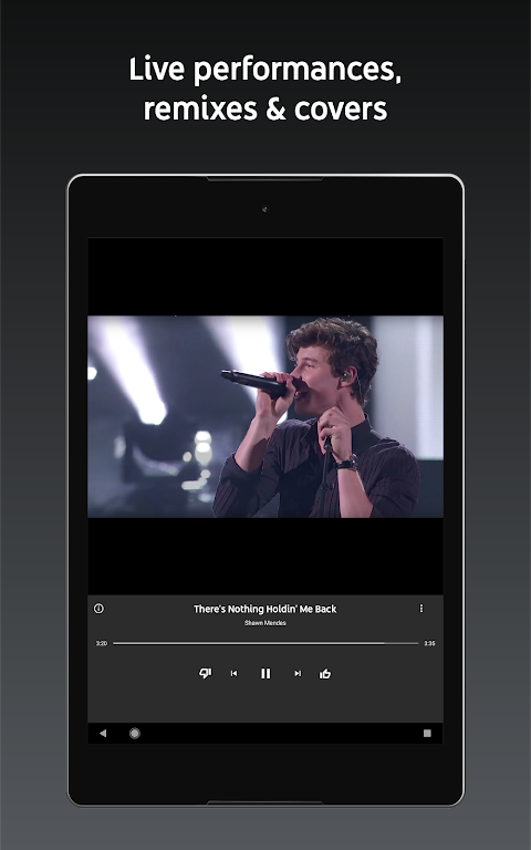 YouTube Music - Stream Songs & Music Videos 3.37.55 Screen 11