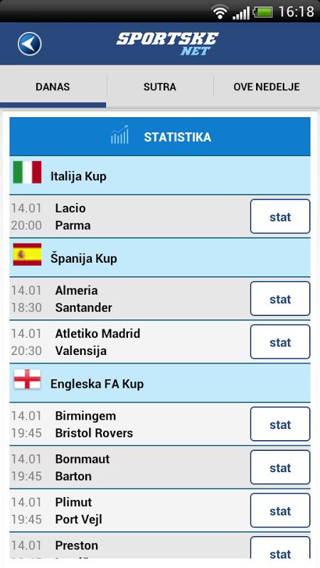 Sportske net 1 1 4 APK Download by LimesSoft doo | Android APK