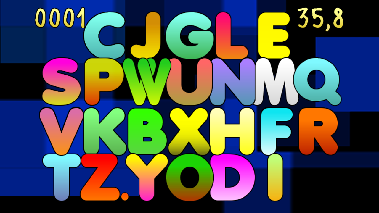 ALPHABET ABC 2.4 Screen 2