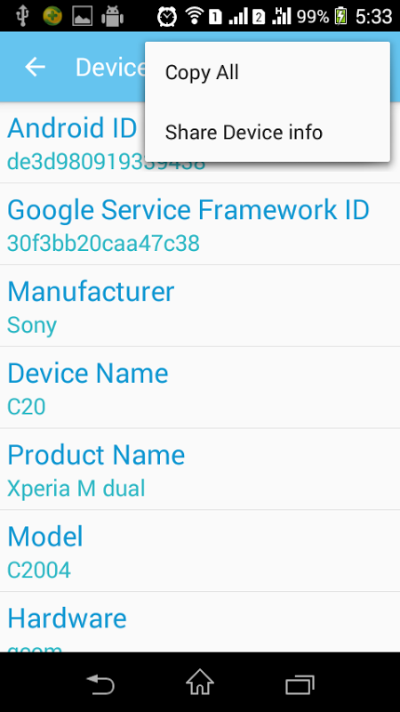 Device ID Changer Pro [ADIC] 4 4 APK Download by amitksingh