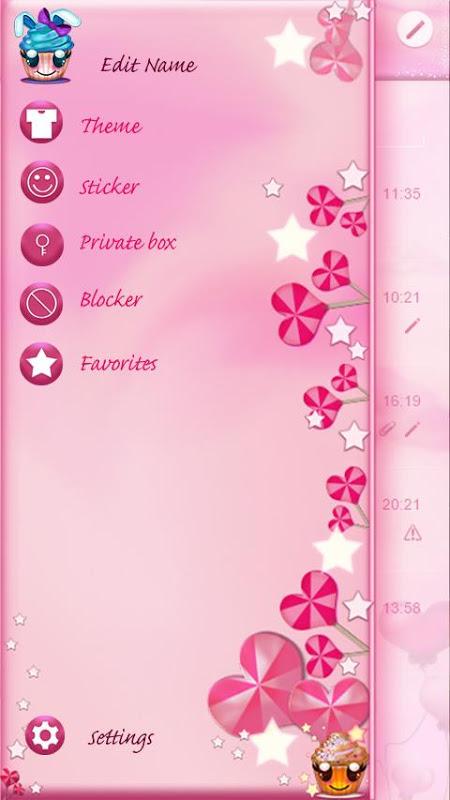Cute Cupcakes SMS 1.187.1.102 Screen 3