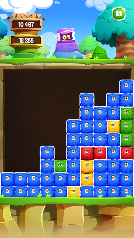 Android Pop Monster Dash Screen 5
