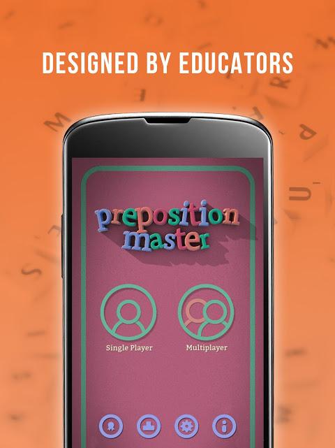 Preposition Master Pro - Learn English 0.9.3 Screen 2