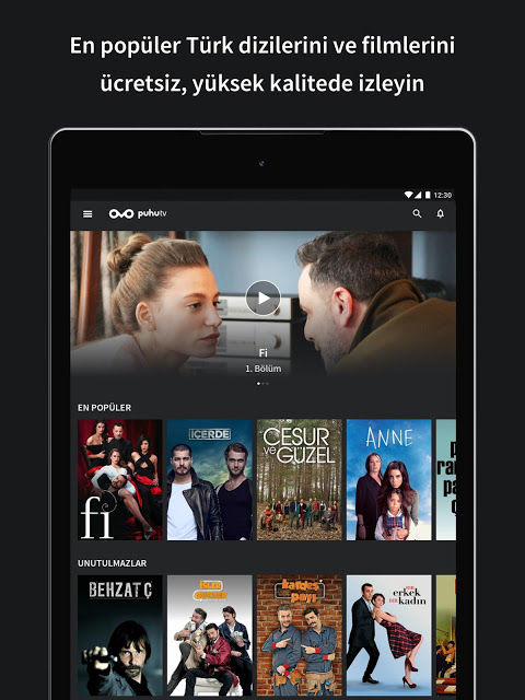 puhutv 1.2.2 Screen 8