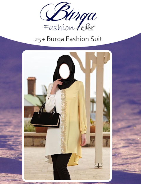 Burqa Women Fashion Suit 1.0.6 Screen 2
