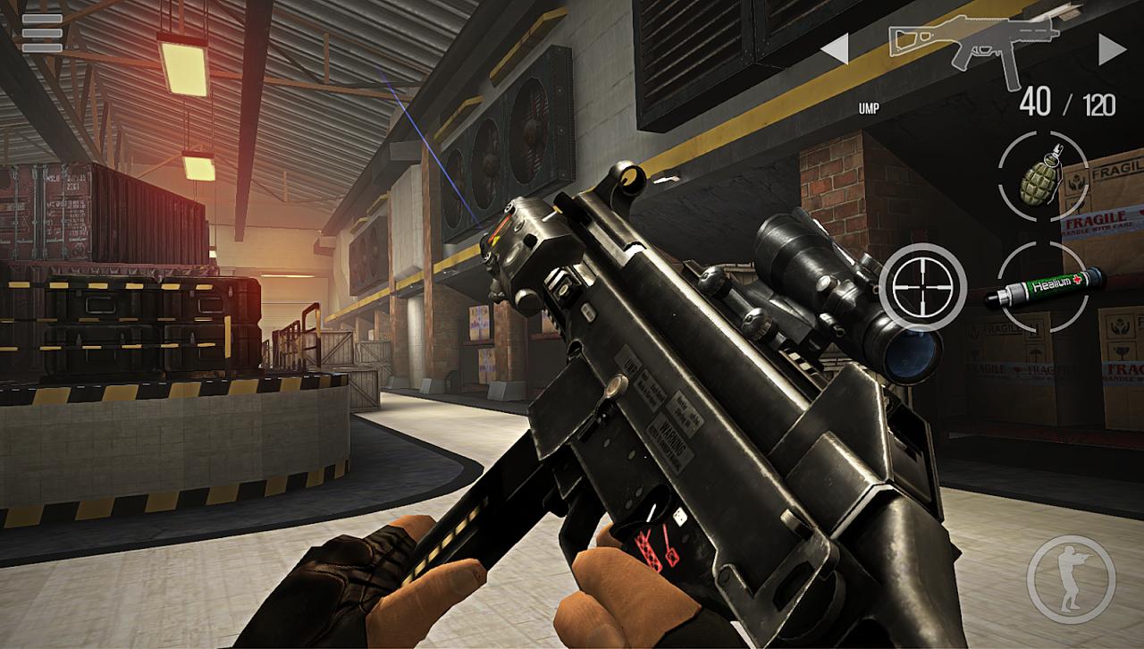 Modern Strike Online 1.18.3 Screen 4