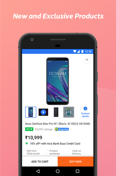 Flipkart Online Shopping App 6.10 Screen 4