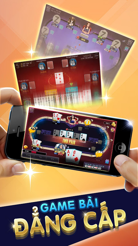ZingPlay HD - Cổng game - Game Bài - Game Cờ 1.0.1 Screen 5