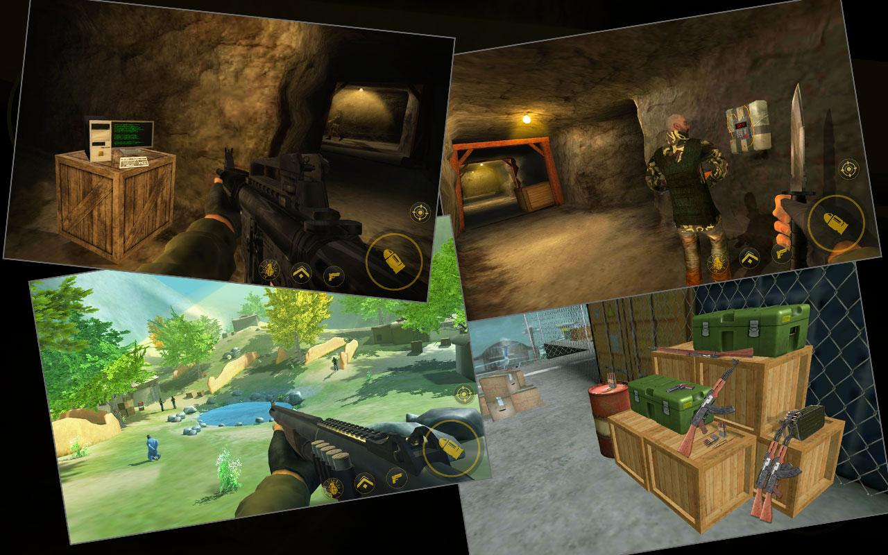 Android Yalghaar: Action FPS Shooting Game Screen 3