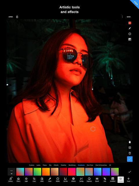 Polarr Photo Editor 5.0.5.0 Screen 9