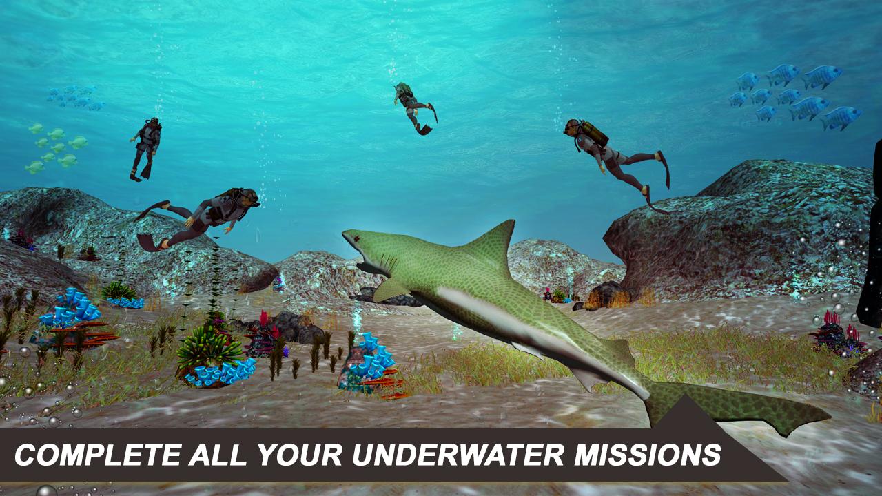 Shark Simulator 2018 1.3 Screen 1