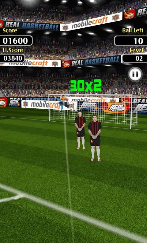 Android Flick Shoot (Soccer Football) Screen 6