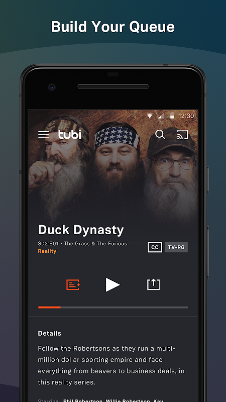 Tubi 2.14.2 Screen 4