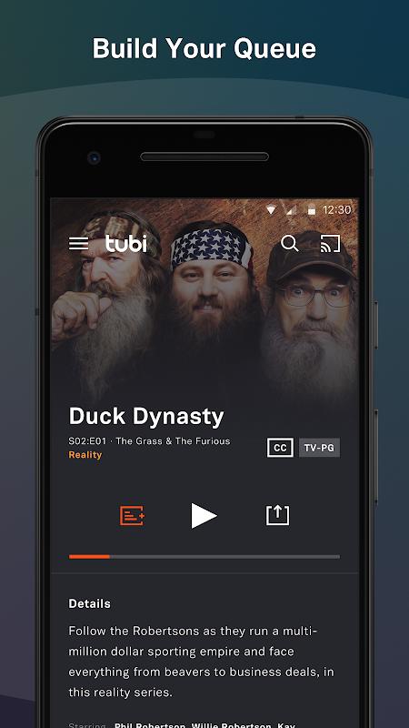 Tubi TV - Free Movies & TV 2.14.3 Screen 4
