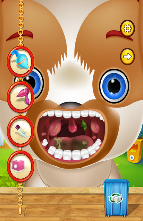 Android Dentist Pet Clinic Kids Games Screen 8