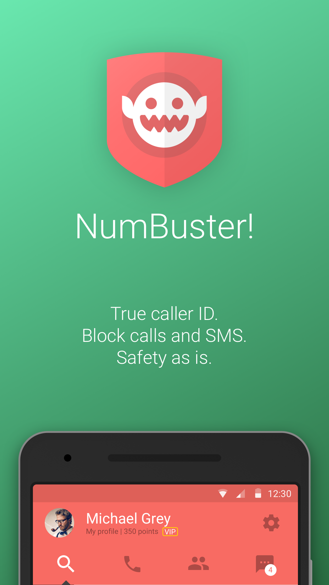 Who calls? True caller name id 5 4 1 APK Download by NumBuster