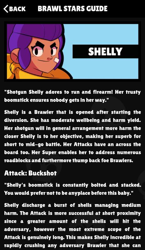 Android Brawl Stars Guide Screen 2