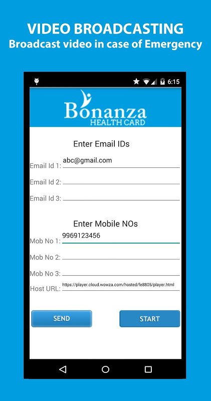 Android Bonanza Health Screen 7