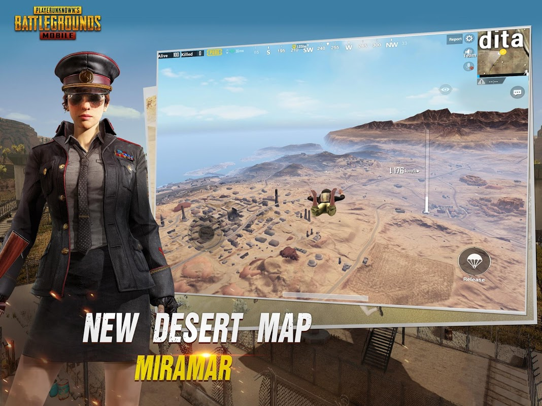 Android PUBG MOBILE Screen 4