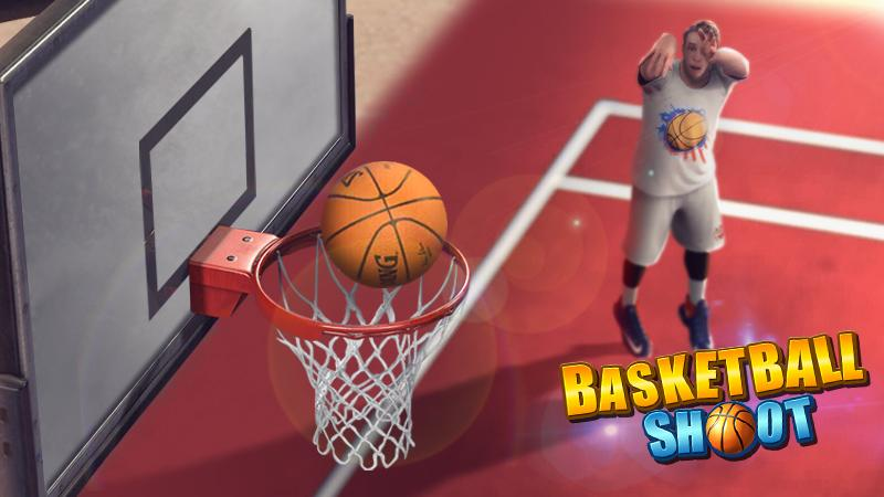 Android Basketball Shoot 3D Screen 6