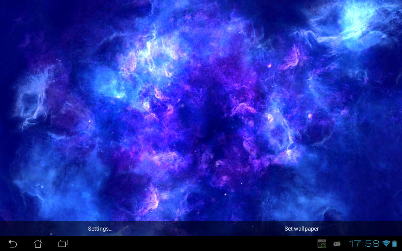 Android Deep Galaxies HD Deluxe Screen 4