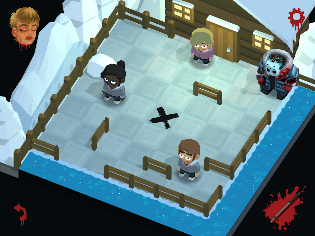 Android Friday the 13th: Killer Puzzle Screen 10