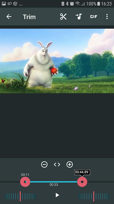 AndroVid - Video Editor 2.9.5.2 Screen 3