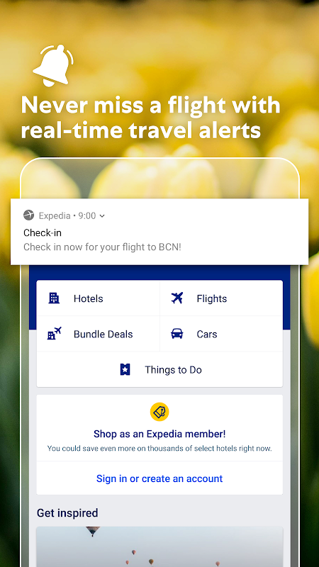 Expedia Hotels, Flights, Car Hires & Activities 19.18.0 Screen 6