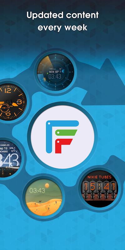 Facer Watch Faces 5.1.20_101361 Screen 6