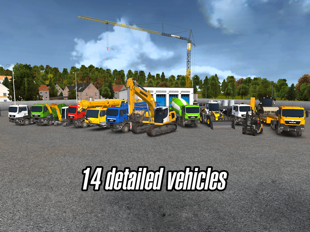 Android Construction Simulator 2014 Screen 11