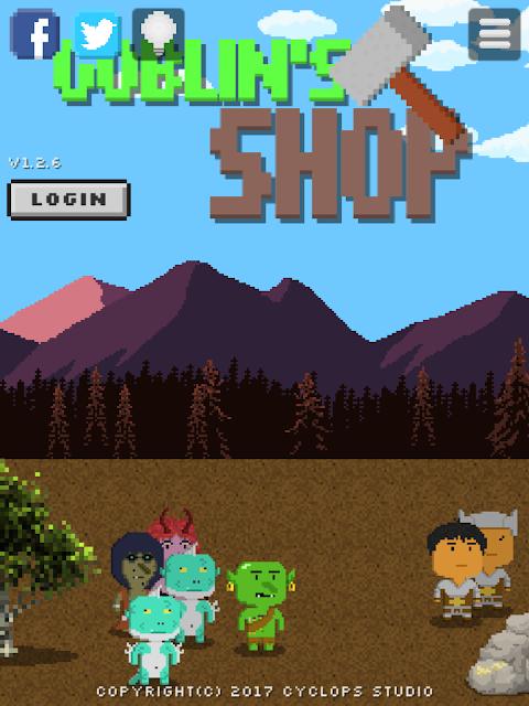 Android Goblin's Shop Screen 8