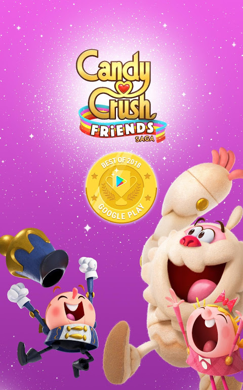 Candy Crush Friends Saga 1.18.10 Screen 19