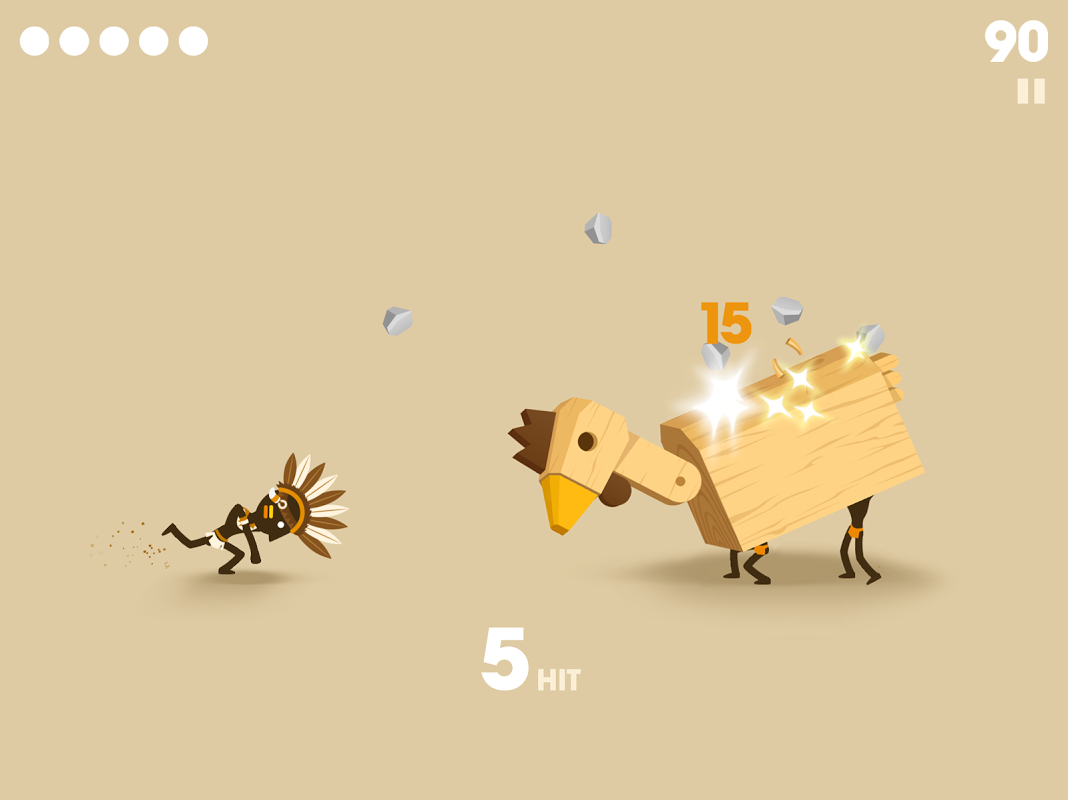 Android Big Hunter Screen 5