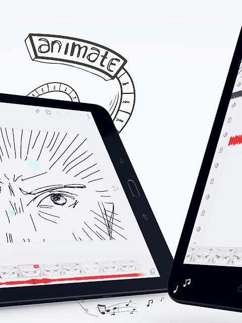 FlipaClip - Cartoon animation 2.2.7 Screen 9