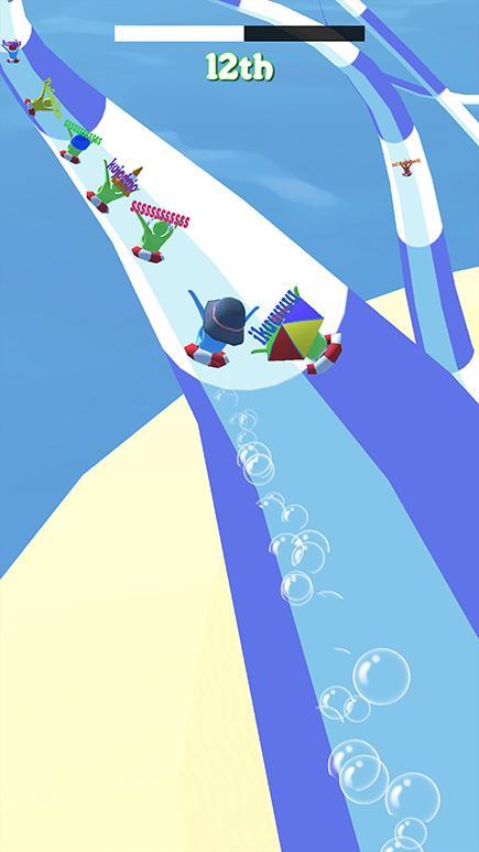 Android Aquapark Race IO Screen 7