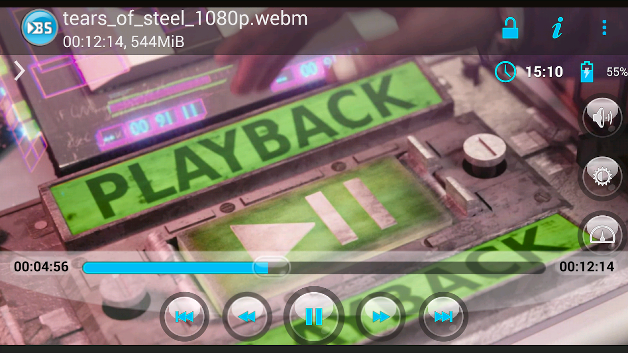 Android BSPlayer Screen 15