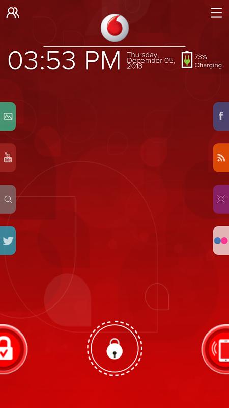 Vodafone Start 1.1 Screen 2