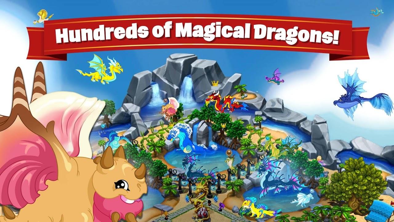 DragonVale 4.6.0 Screen 2