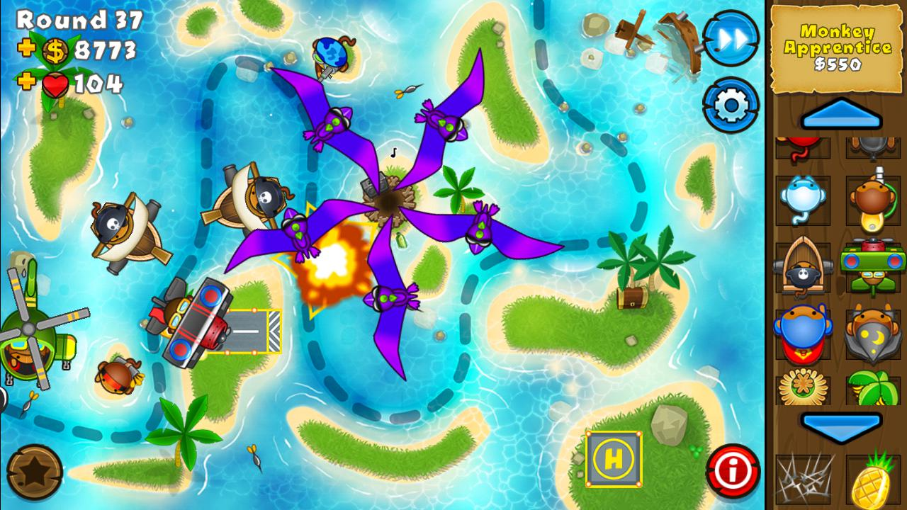 Bloons TD 5 3.10 Screen 6