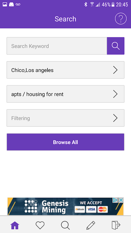 App for Craigslist Pro Map fix - clproforcraigslist Screen 11