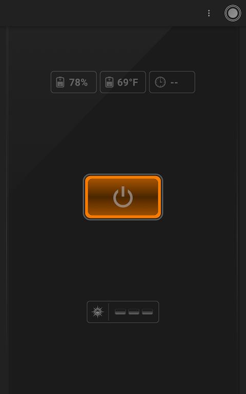 Android Torch - Tiny Flashlight ® Screen 7